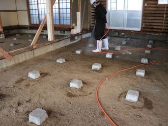 土壌処理 →