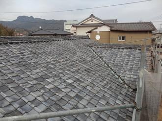 屋根工事【施工前】